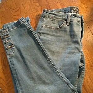 Ann Taylor five pocket jeans